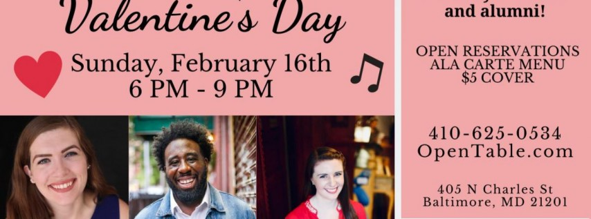 Peabody Nights at Sotto Sopra - Valentine's Day edition