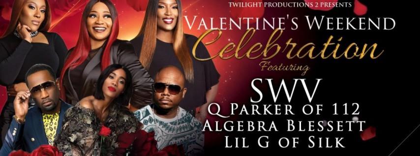 SWV's Valentine's Weekend Celebration