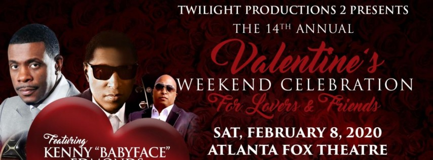 The 14th Annual Valentine's Weekend Celebration