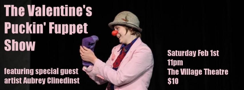 The Valentine's Puckin' Fuppet Show