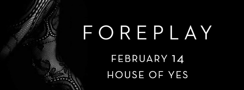 Foreplay: Valentines