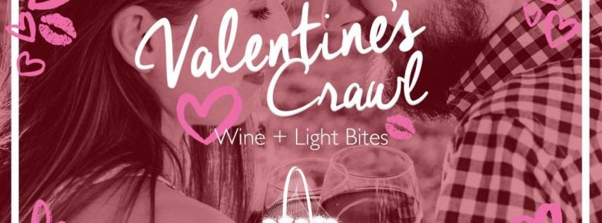 Valentine's Crawl: Wine + Light Bites