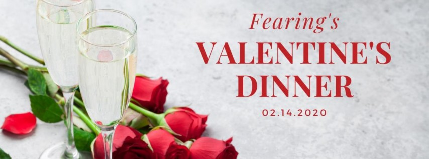 Valentine's Day at Fearing's