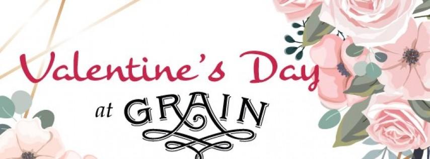 Valentine's Day at Grain