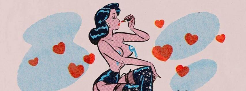 Ruby Darlings: The Va-Va-Valentine show!