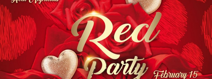 Valentine's Red Party