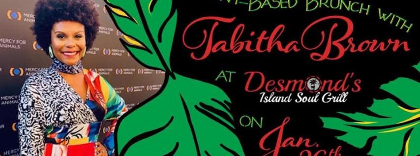 Plant-Based Brunch w/ Tabitha Brown