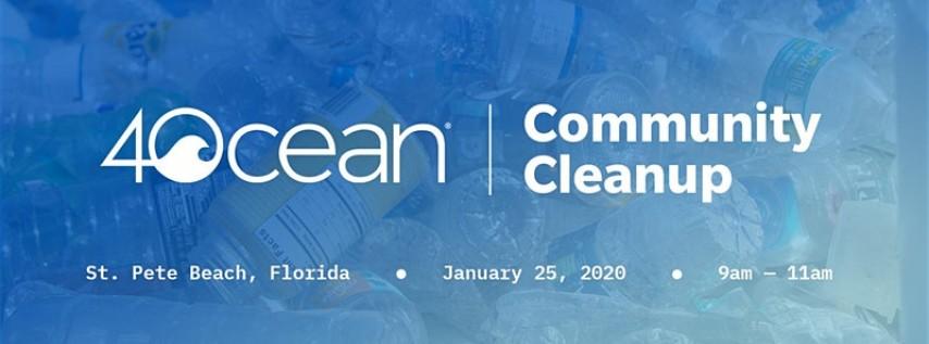 4ocean Community Cleanup
