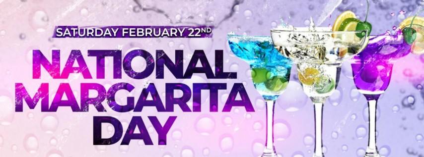 National Margarita Day at Paraodx