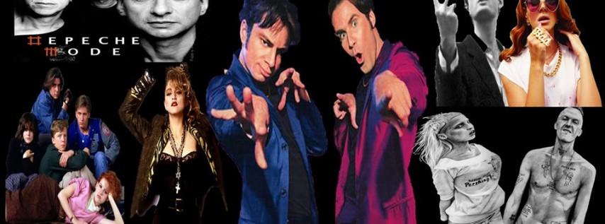 Decades: 80's vs 90's Dance Rave