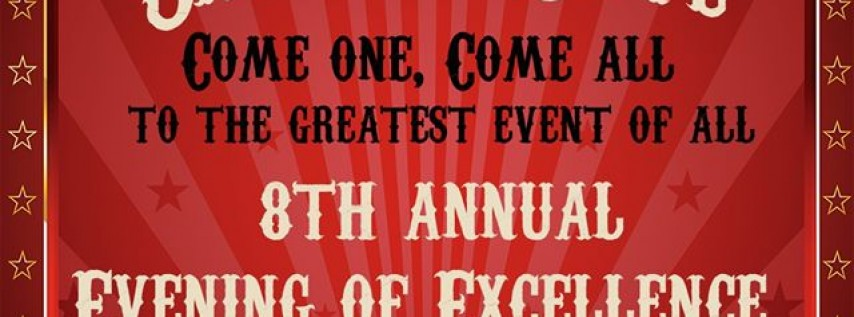 Evening of Excellence 2020 Under the Big Tent Public · Hoste
