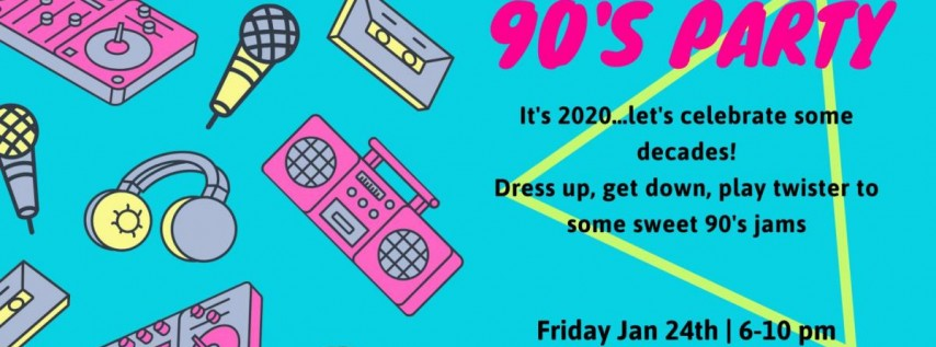 We Love the 90's!
