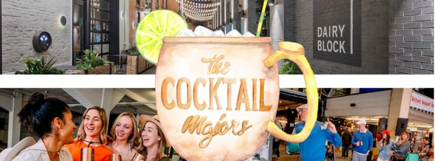 The 3rd Annual Cocktail Majors