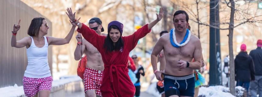 Cupid's Undie Run — Denver