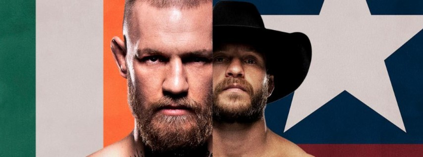 UFC 246 Conor McGregor vs Donald 'Cowboy' Cerrone - No Cover!
