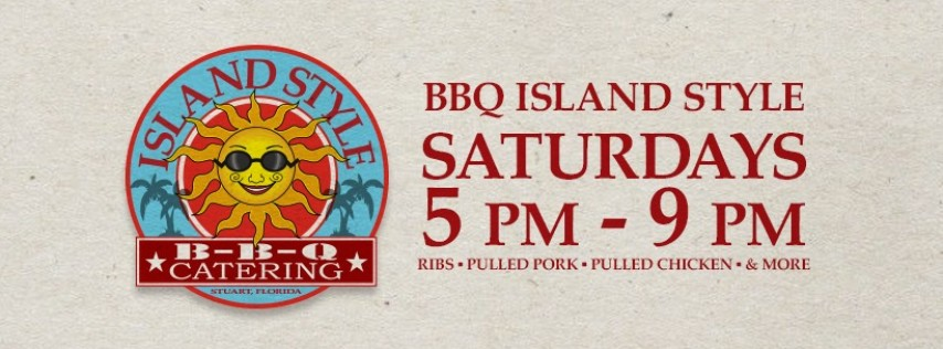 BBQ Island Style Saturdays