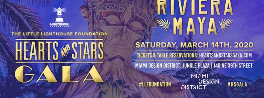 Hearts & Stars Gala 2020: Riviera Maya