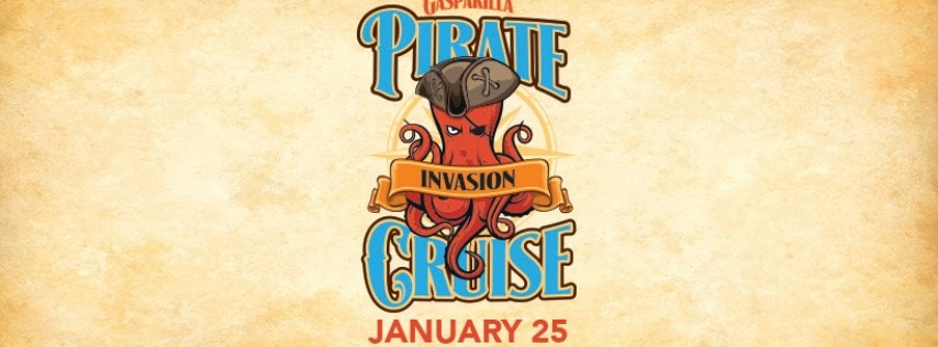 Gasparilla Pirate Invasion Cruise