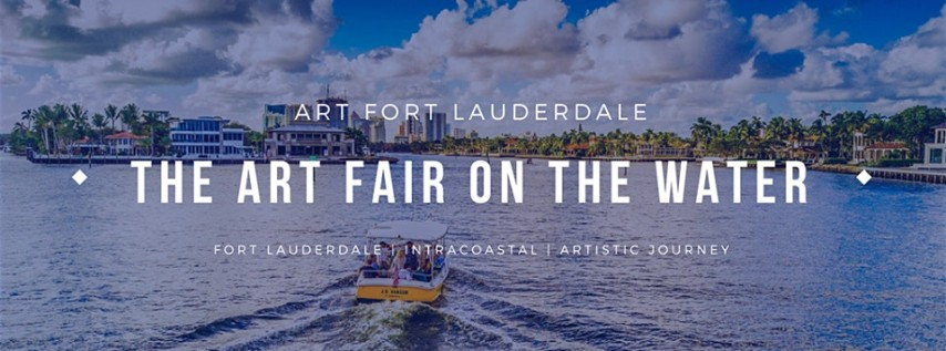 4th Annual Art Fort Lauderdale - Art Fair On The Water