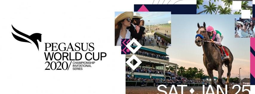 Pegasus World Cup Invitational   General Admission