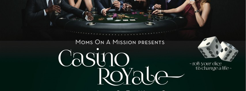 Casino Royale Charity Event