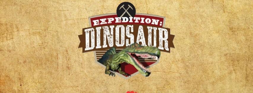 Expedition: Dinosaur Grand Opening & Ribbon Cutting
