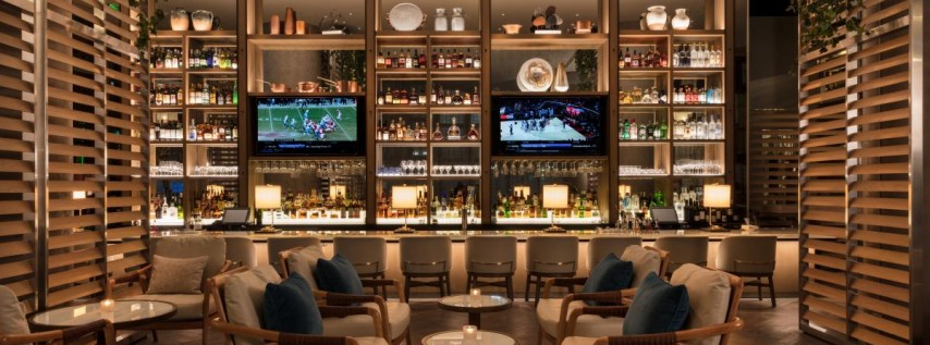 The Big Game 2020 at Boulud Sud