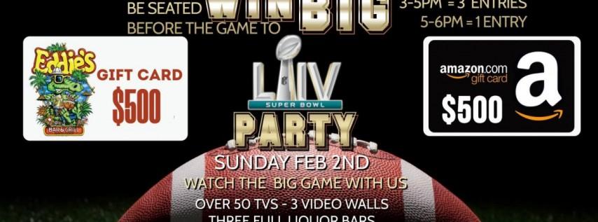 Super Bowl Party 54