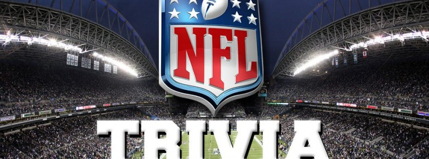 NFL Trivia at New Realm Brewing!