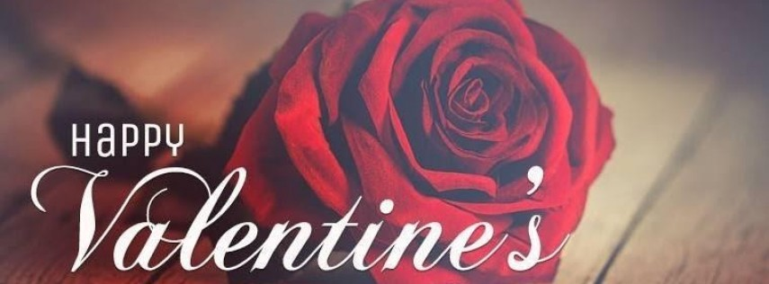 Book your Valentine's Day dinner table to please your loved one!