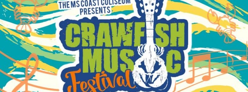 28th Annual Crawfish Music Festival