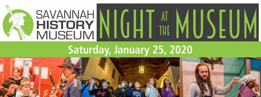 2020 Night at the Museum