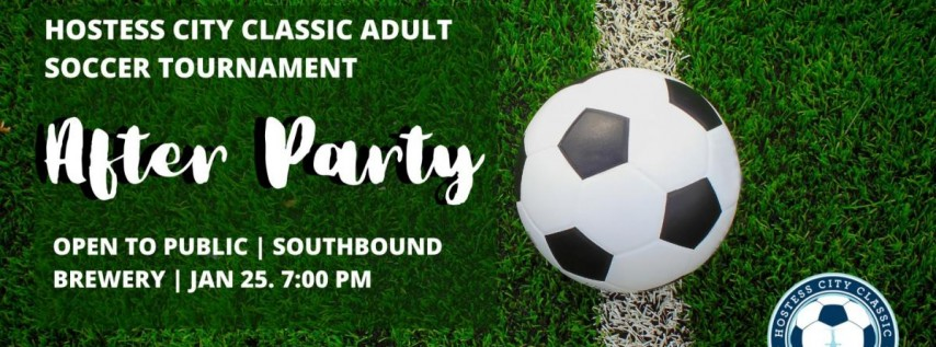 Soccer Tournament After Party!