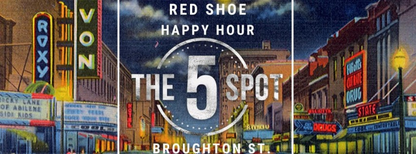 Red Shoe Society January Happy Hour