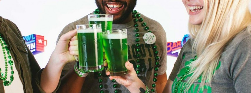 Lucked UP! St Pete (St Patrick's Crawl)