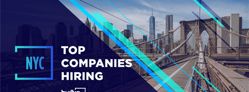 Built In NYC's Top Companies Hiring