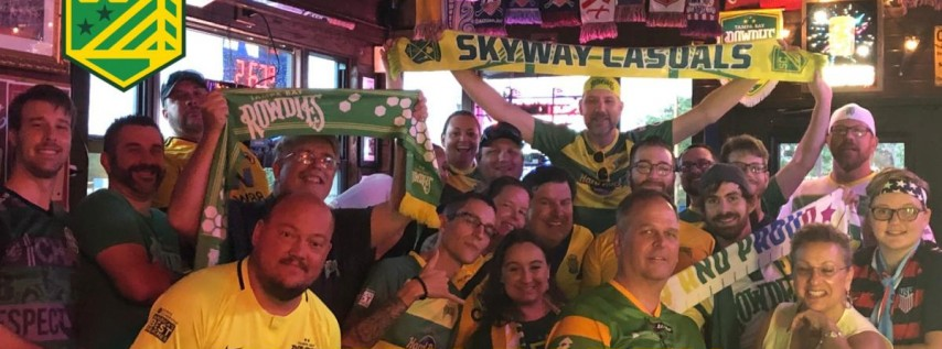 Rowdies at NY Red Bulls II - Watch Party #1 of 2020