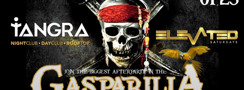 Gasparilla Afterparty Invasion at Tangra