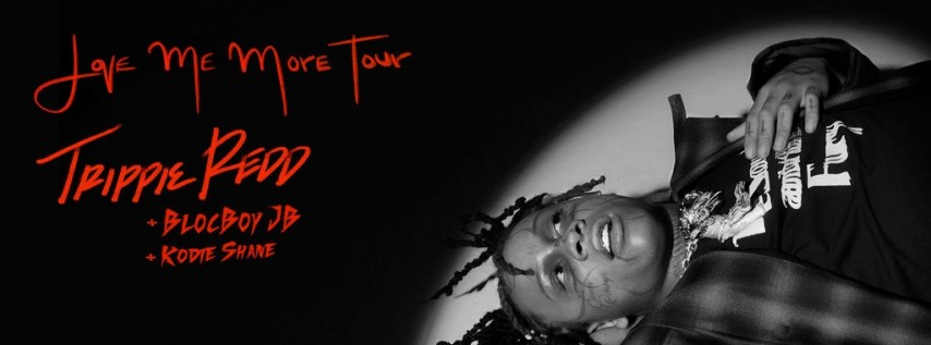 Trippie Redd 'Love Me More' Tour at Riviera Theatre