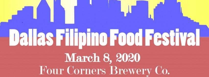 Dallas Filipino Food Festival 2020