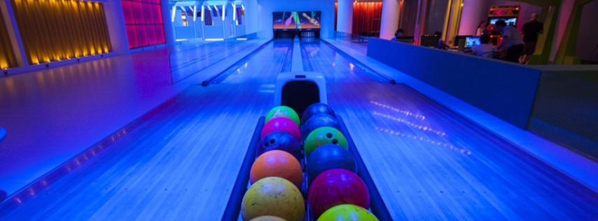 Galactic Saturdays at Sunrise Lanes- Canceled
