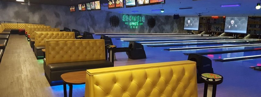 Galactic Fridays at Seminole Lanes- Canceled