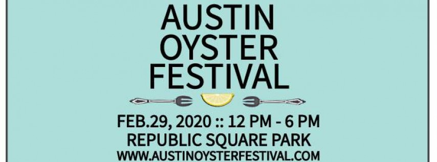 2020 Austin Oyster Festival