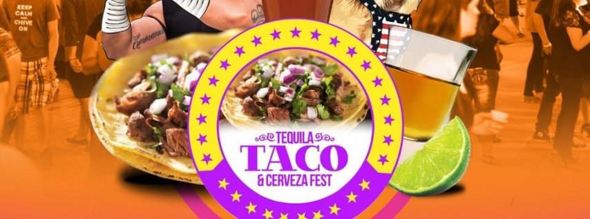 The AUSTIN Tequila, Taco, & Cerveza Festival!