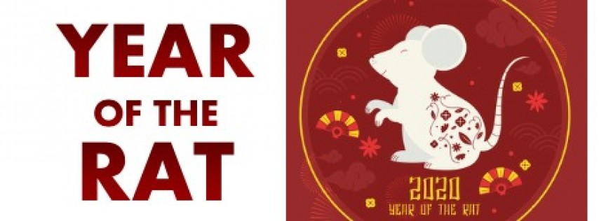 Celebrate Chinese New Year with Wu Chow   The Year of the Rat!