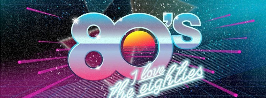 Back to the 80's Theme Party