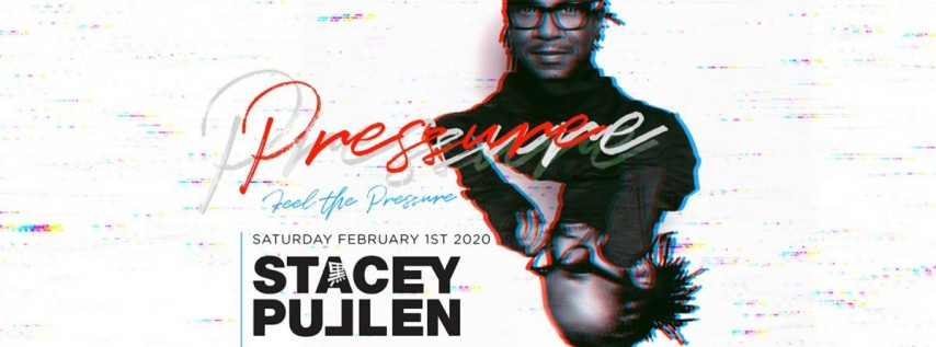 Stacey Pullen by Pressure Miami