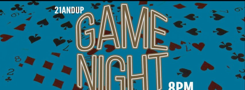 Game Night: Table Games