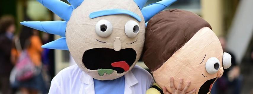 Rick and Morty Bar Crawl (San Antonio)