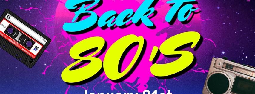 Back to the 80's Dance with La Reina Linda!
